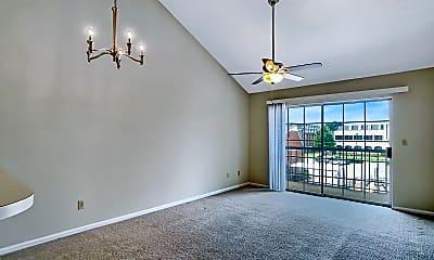 Living Room, 708 11th Street Unit 302, 1