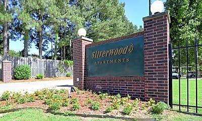 Community Signage, Silverwood, 2