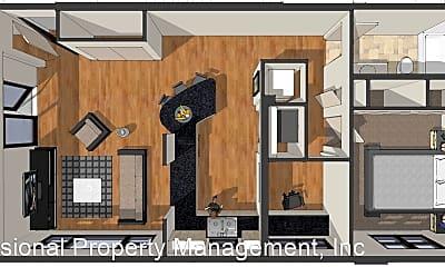 Building, 712 W Spruce St, 1