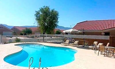 Pool, Desert Winds Patio Homes, 0