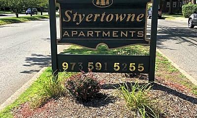 Styertowne Apartments, 1
