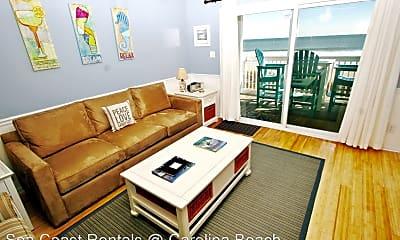Living Room, 502 Pelican Ct, 1
