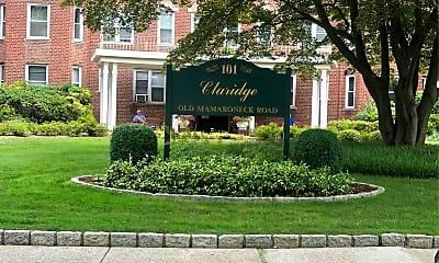 Claridge House, 1