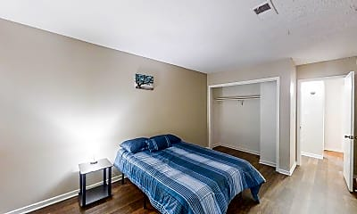 Bedroom, Room for Rent -  a 6 minute walk to bus stop Snapf, 2