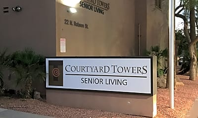 Courtyard Towers, 1