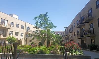 Jackson Court Apartments, 1
