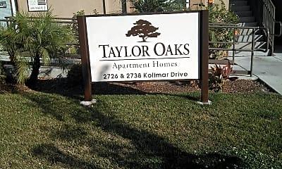 Taylor Oaks, 1