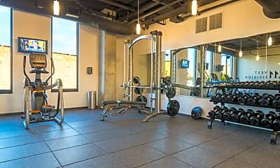 Fitness Weight Room, 1104 N Marshfield Ave, 2