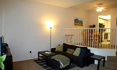 Living Room, 3378 Darby St 328, 0