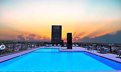 Pool, 414 Flats, 1