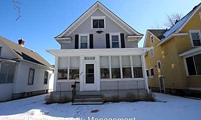 Building, 454 Herschel St, 0