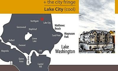 Building, 11038 Lake City Way NE, 2