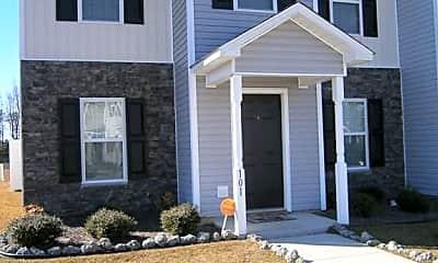 Building, 101 Glen Cannon Drive, 0