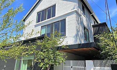 Building, 1213 N Alberta St, 1
