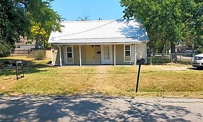 Building, 409 E 7th St, 1