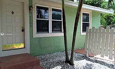 Patio / Deck, 7120 Southgate Blvd 7120, 1