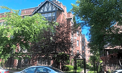 Building, 1630 W Lunt Ave, 1