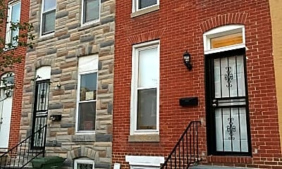 Building, 448 N Patterson Park Ave, 0