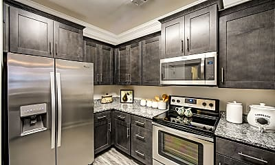 Kitchen, The Villages at McCullers Walk Apartments, 0