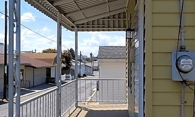 Patio / Deck, 240 E Ridge St, 2