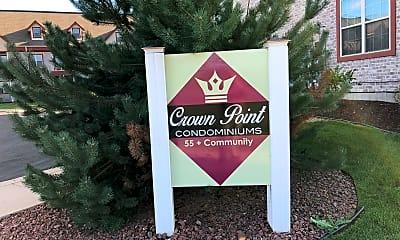 Crown Point Village, 1