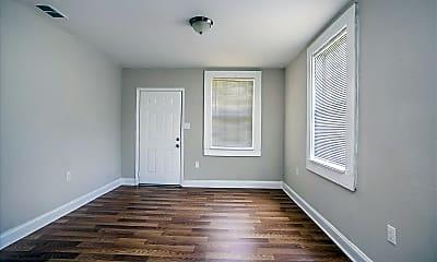 Bedroom, 3615 Charles St, 1