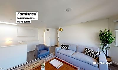 Living Room, 36 Houston St, 1