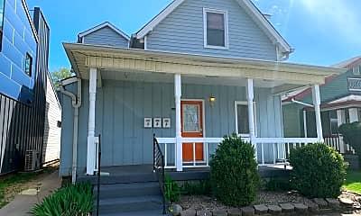 Building, 1005 Sanders St, 0