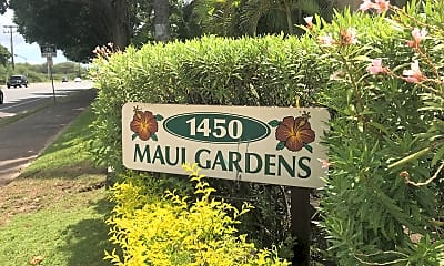 Maui Gardens, 1