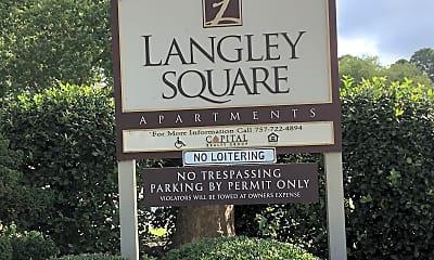 Langley Square, 1