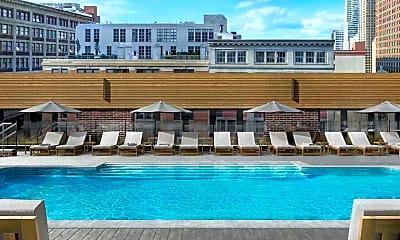 Pool, 10 Provost St 509, 0