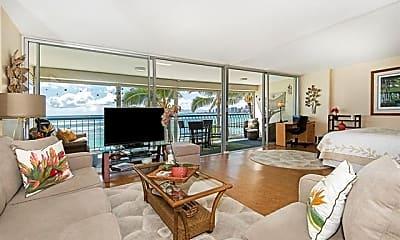 Living Room, 2877 Kalakaua Ave 204, 1