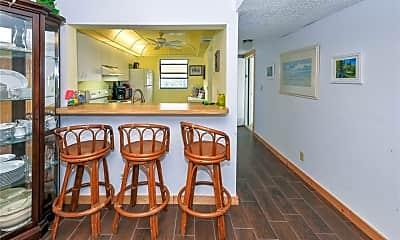 Dining Room, 9490 S Ocean Dr 616, 2