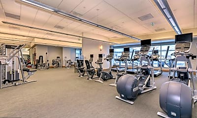 Fitness Weight Room, 1881 N Nash St 1612, 2