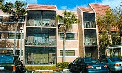 Palm Crest Apartments, 1