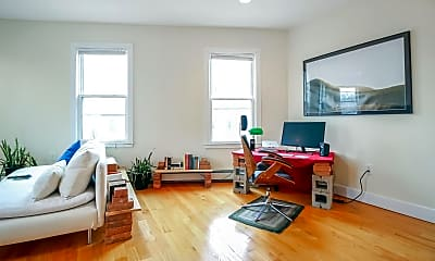 Living Room, 101 Hampshire St, 1