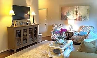 Living Room, 4432 Harlanwood Dr 124, 0