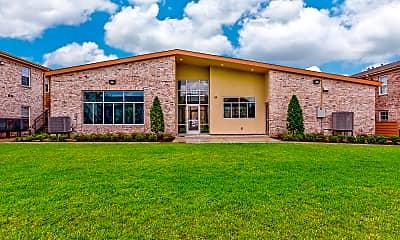 Leasing Office, Estates at Spring Branch, 1