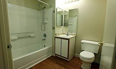 Bathroom, The Verandas Senior Community, 2