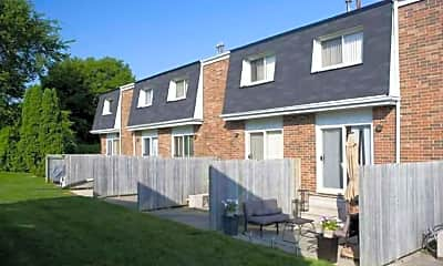 Building, Riverside Manor Townhomes, 1