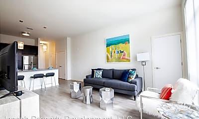 Living Room, 5204 S. 76th Street, 1