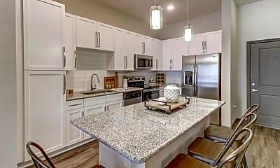 Kitchen, Portiva Apartment Homes, 1