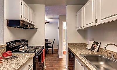 Kitchen, Pinewood Square, 0