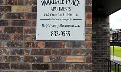 Parkdale Place Apartments, 1