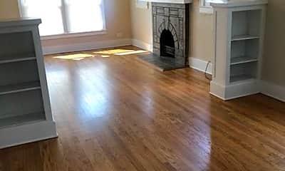 Living Room, 3206 York St, 1