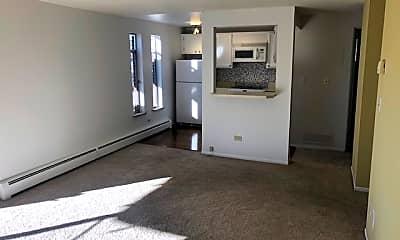 Living Room, 1245 Race St, 1