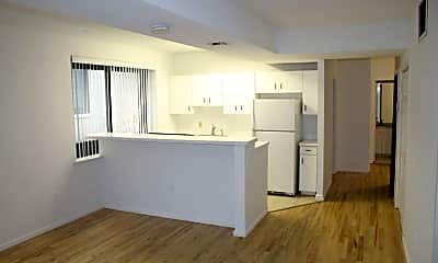 Kitchen, 518 Gregory Ave B208, 1