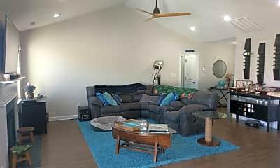 Living Room, 203 Brice Ct, 1
