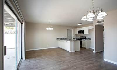 Living Room, 1838 E Enid Ave, 1