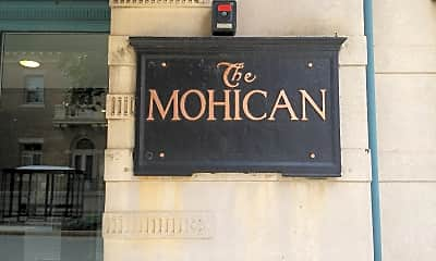 Mohican Apartments, 1